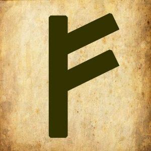Руна Феху (Fehu) – значение и толкование руны в гадании, применение в магии
